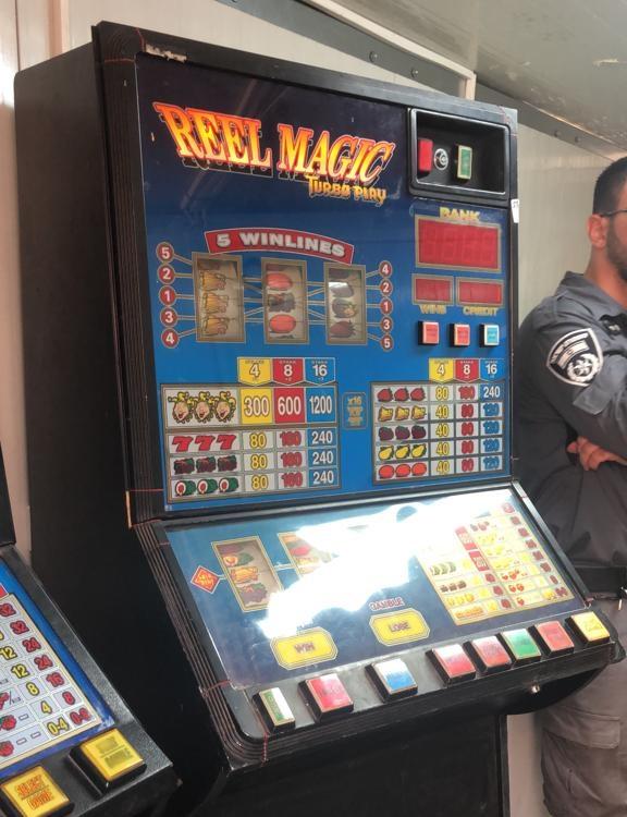 המשטרה חשפה שני בתי הימורים בעיר נשר