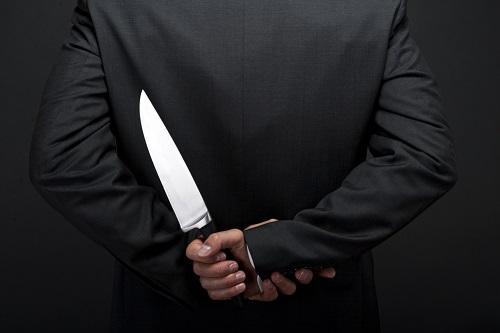 החזקת סכין